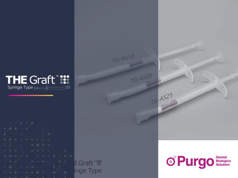 THE Graft™ Syringe